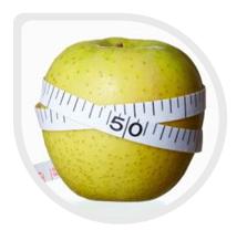 Productes dietètics, baixos en calories, sense sucre