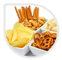 Snacks Dolços i Salats